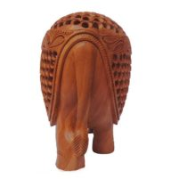 wood handicraft elephant