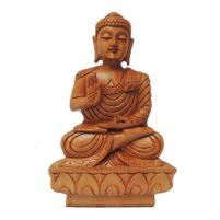 wooden buddha statues sale