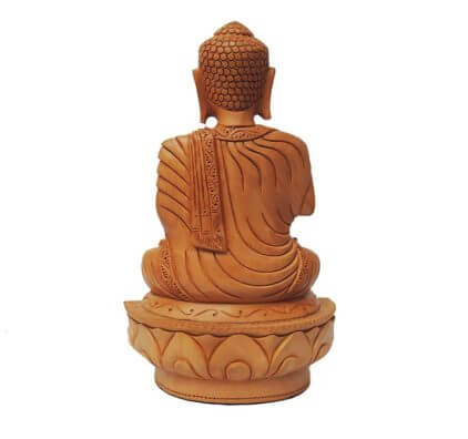 wooden buddha statues for sale