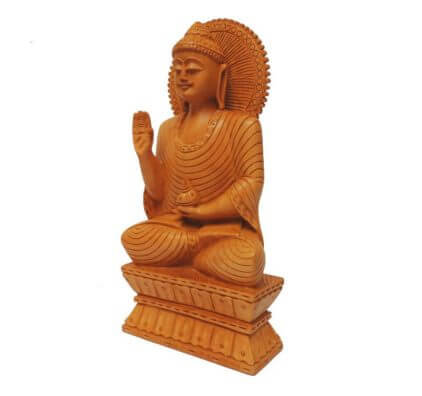 Lord buddha from India