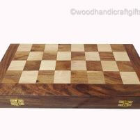 chess set bone case